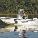 Weekend focus will be on boating safety