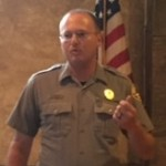 Rotary hears about Jones Lake State Park