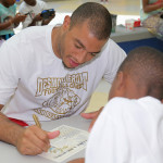 Desmond Bryant Football Camp attracts big numbers