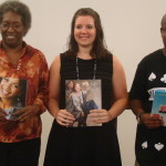 Moore wins library's poetry contest