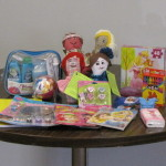 DSS Foster Care unit receives gift of trauma bags