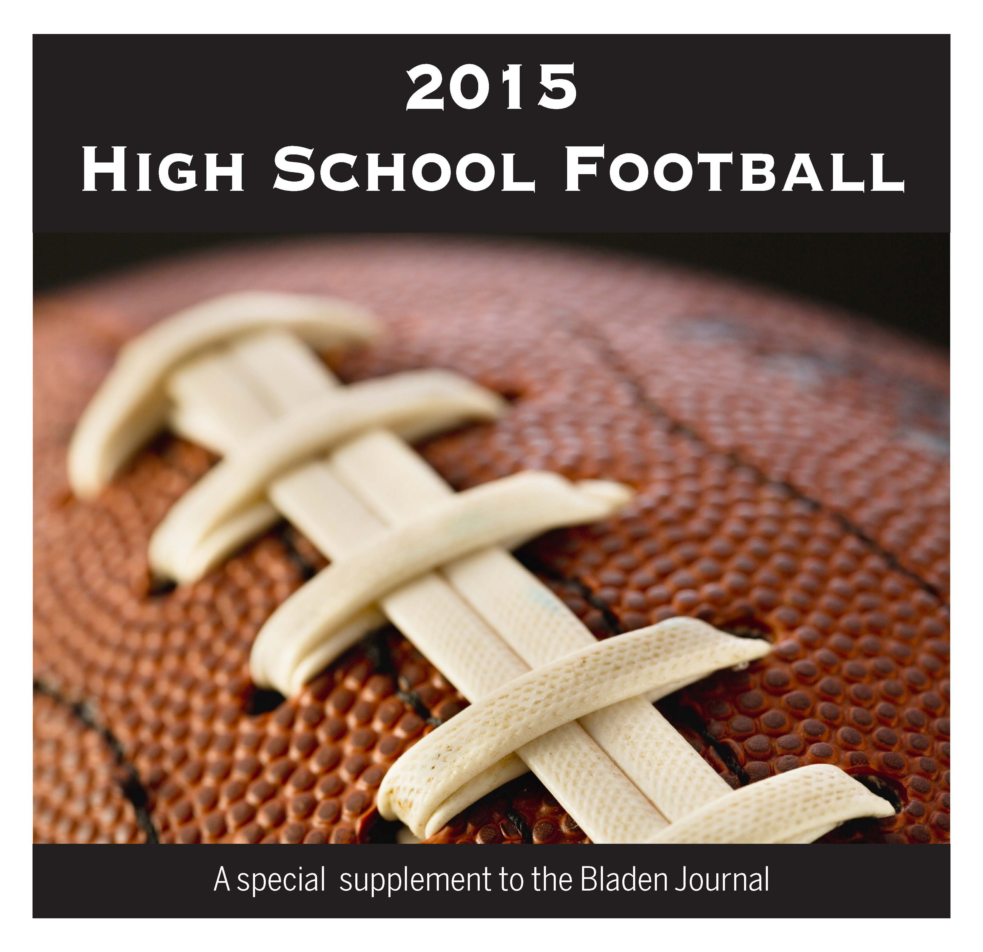 2015 high School Football