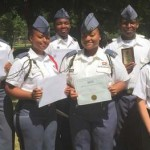 Cadets complete summer program