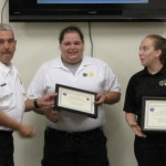 Deputies, EMS personnel receive awards