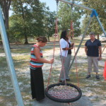 Playground Task Force holds first meeting