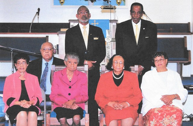 Round Branch Baptist to celebrate 100 years