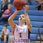 Lady Eagles whallop SW Onslow, 52-11
