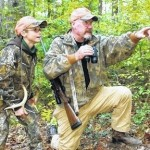 Wildlife Commissionoffering deer-huntevent for youth