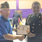 VFW-JROTC Award