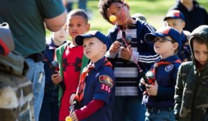 Fishing workshops, Cub Scout adventures offered