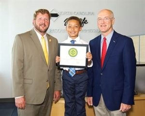 Two Young Anglers Net Lifetime Licenses in Statewide Drawing