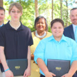 State Employees Credit Union awards scholarships to two Bladen Community College students