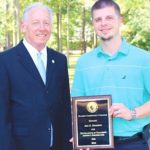 Bladen Community College recognizes staff, faculty with awards