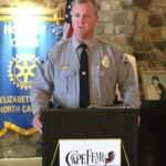 Elizabethtown police chief speaks with local Rotary Club