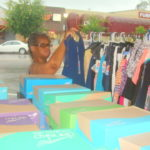 Hermine not thwarting downtown Elizabethtown labor day Weekend Sidewalk Sale