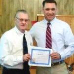 Friendship Holiness Church honors Highway Patrol trooper