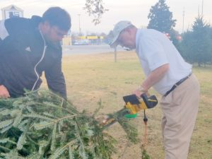 Bladen Optimists expecting to sell out of Christmas trees