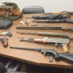 Sheriff's investigators seize weapns from gang members