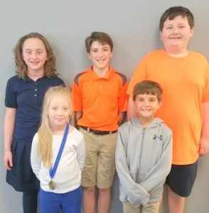 ECA elementary Science Olympiad team returns winners