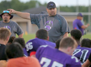 Todd Pait resigns as West Bladen football coach