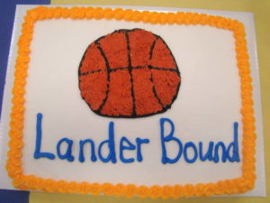 Dent signs to play college basketball for Lander Bearcats