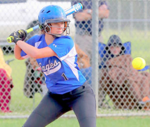 Lady Eagles rally for 9-6 win