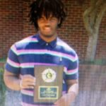 Larrell Murchison tabbed Male Athlete of the Year at Louisburg College